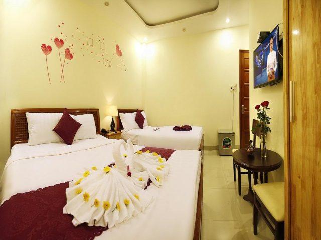 Khách sạn Victori Đà Nẵng đầy đủ tiện nghi với giá cực tốt