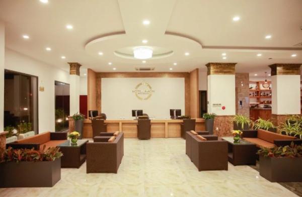 Hình ảnh đại sảnh khách sạn Amon Phú Quốc