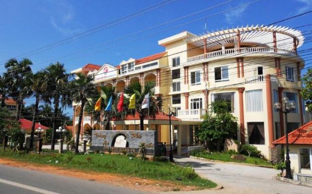 Hình ảnh khách sạn Tràng An Phú Quốc