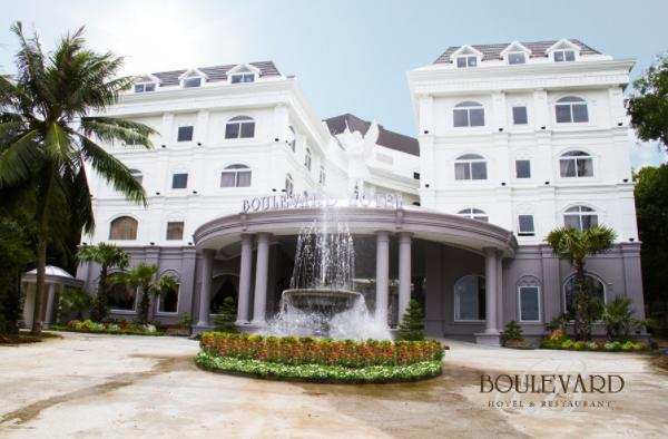 Hình ảnh khách sạn Boulevard Phú Quốc
