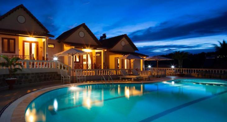 Khu nghỉ dưỡng Hồng Bin Bungalow Phú Quốc