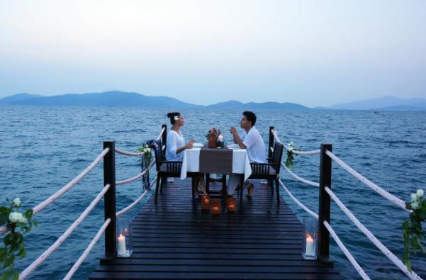 Trải nghiệm một kỳ nghỉ lãng mạng tại khách sạn Tràng An Phú Quốc