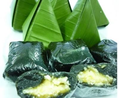 Bánh ít lá gai: đặc sản Quảng Trị
