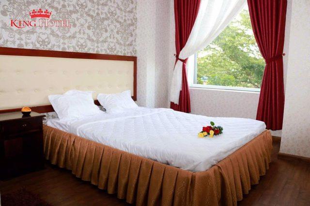 Phòng nghỉ trong khách sạn (Nguồn: King Hotel)