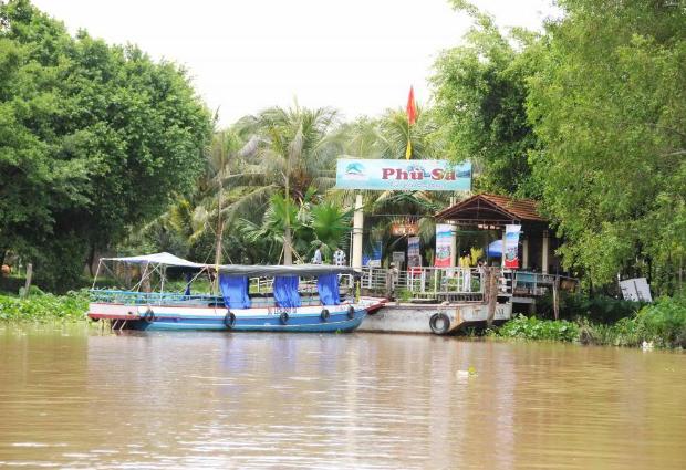 Khu du lịch Phù Sa (Ảnh Collection)
