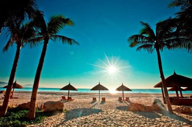 Địa điểm tắm nắng và nghỉ ngơi ( Ảnh sưu tầm)