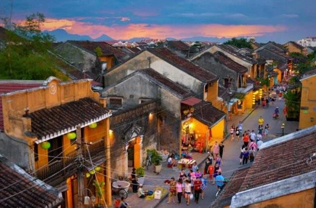 Phố cổ Hội An điểm đến hấp dẫn trong chuyến du lịch Đà Nẵng 3 ngày 2 đêm (Ảnh ST