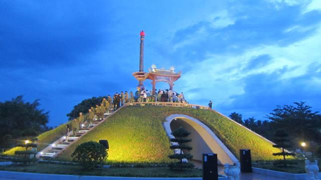 Thành cổ Quảng Trị - địa điểm du lịch Quảng Trị