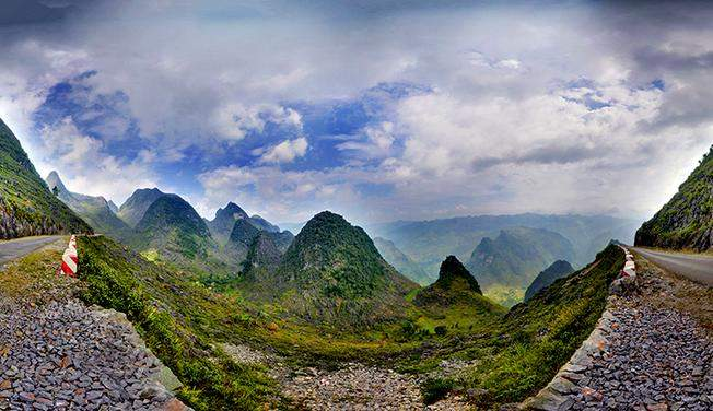 Ha Giang tour is self-sufficient 3 days 2 nights