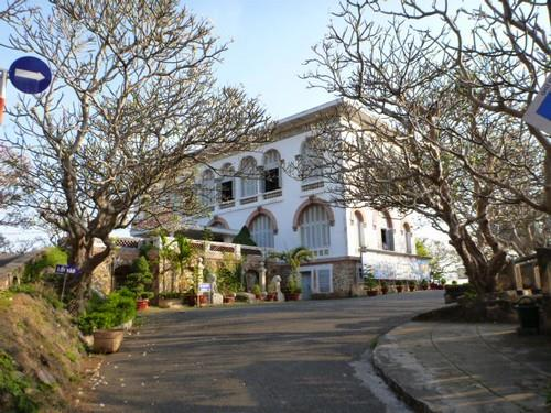 A historical monument of Bach Dinh Vung Tau (Image: Collectibles)