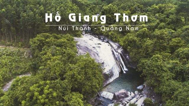 Address Ho Giang Thom in Nui Thanh district - Quang Ngai (Photo ST)