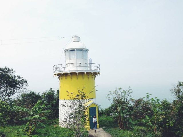 """Tien Sa Lighthouse - """"Quality"""" checkin spot for young people"""