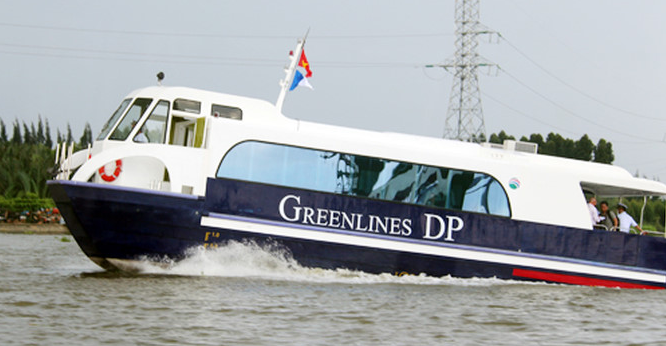 Greenlines hydrofoil