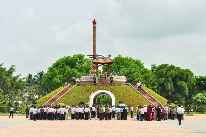 Quang Tri Citadel - an attractive tourist destination